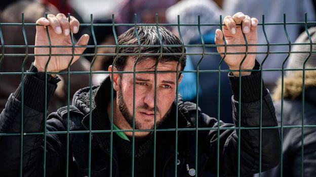 Refugiado sirio en Turquía
