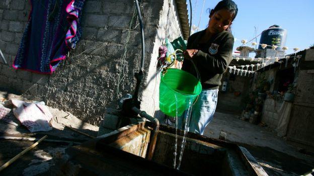 Pobreza en México