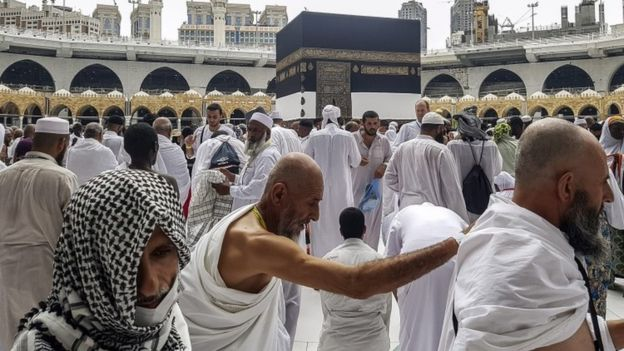 Hajj nears climax for world's Muslims