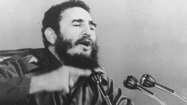 Ndevu za Fidel Castro pia zililengwa katika njama hizo za mauaji