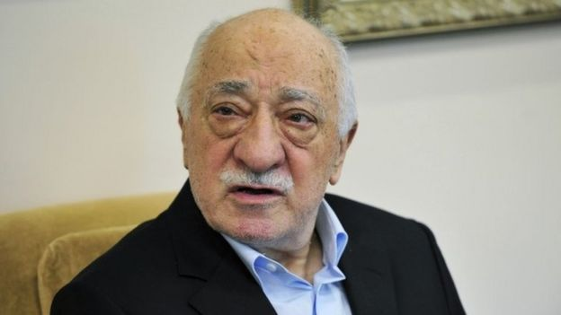Islamic cleric Fethullah Gulen, 17 July 2017
