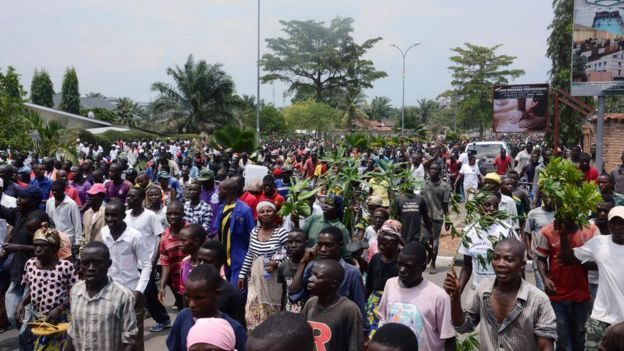 Burundi suspends local activities of United Nations human rights office