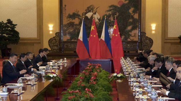 Hội đàm Trung-Phi tại Bắc Kinh 20/10/2016