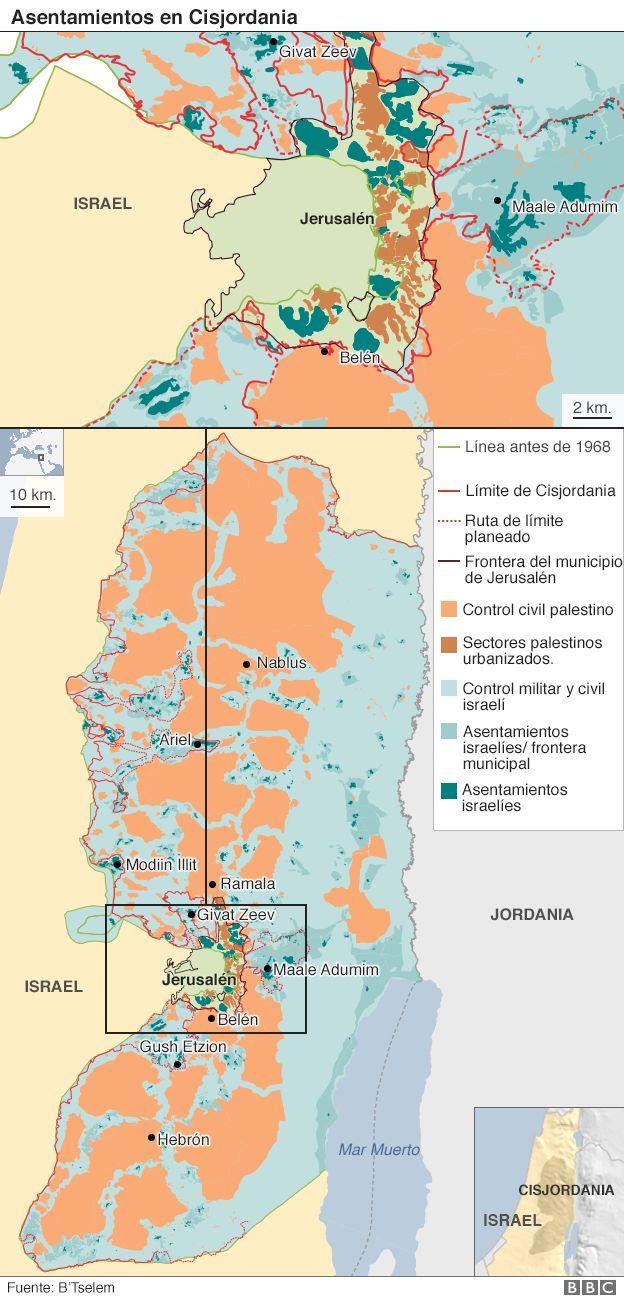 Mapa de asentamientos