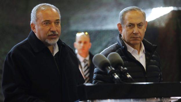 Menteri Pertahanan Avigdor Lieberman dan PM Benjamin Netanyahu mengatakan langkah itu merupakan 'jawaban atas kebutuhan perumahan.'