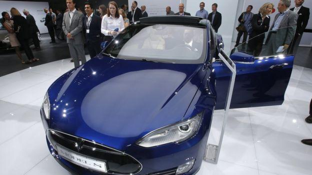 Model 6 de Tesla