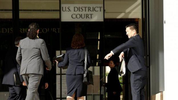 مقام های قضایی