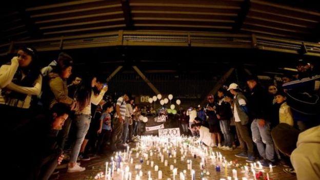 Homenagem em Chapecó