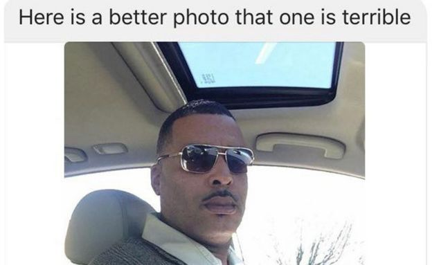 Donald Pugh selfie