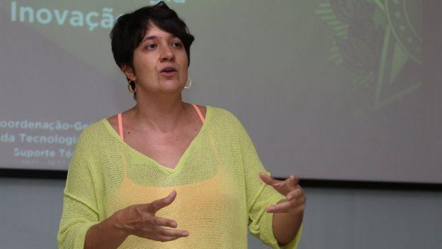 Fernanda de Negri, autora do projeto de reformulação do Ipea
