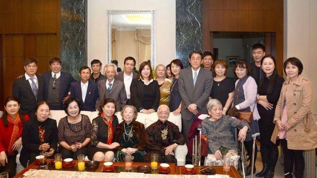 Cuộc gặp mặt diễn ra tại nhà riêng Đại sứ Umeda tại Hà Nội