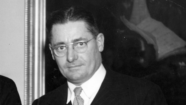 Howard Florey, patólogo y químico australiano que purificó la penicilina