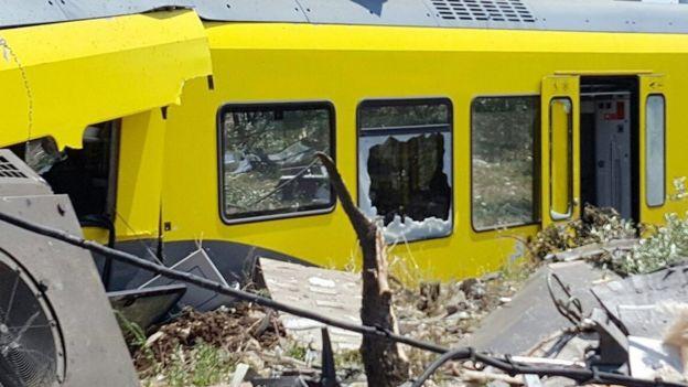 El accidente ocurrió a las 11:30 hora local.
