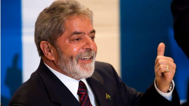 Lula em 2006