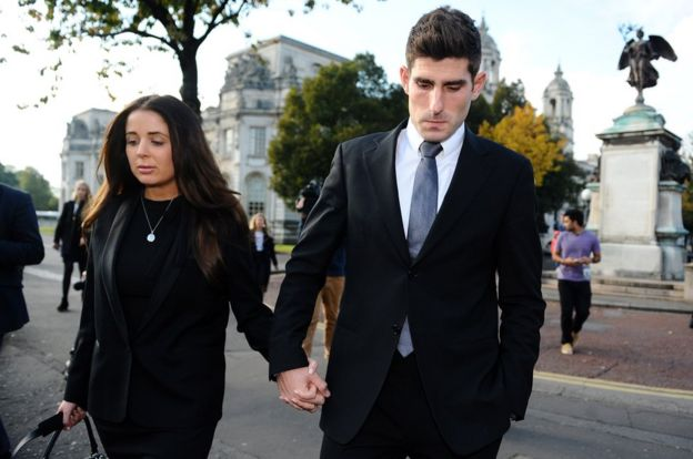 Welsh Footballer Ched Evans Cleared Of Raping Teenager