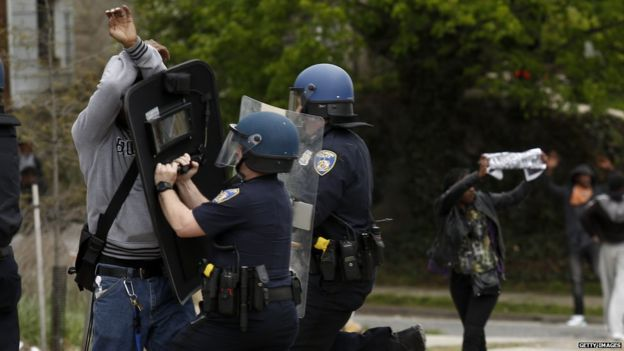What do you think of police brutality and racism by the police?