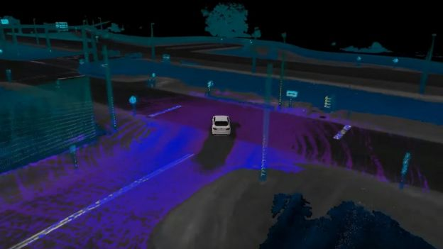 Driverless Ford tackles snow problem ilicomm Technology Solutions