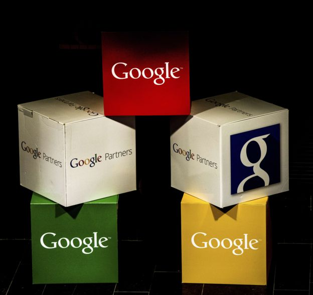 Logotipos do Google