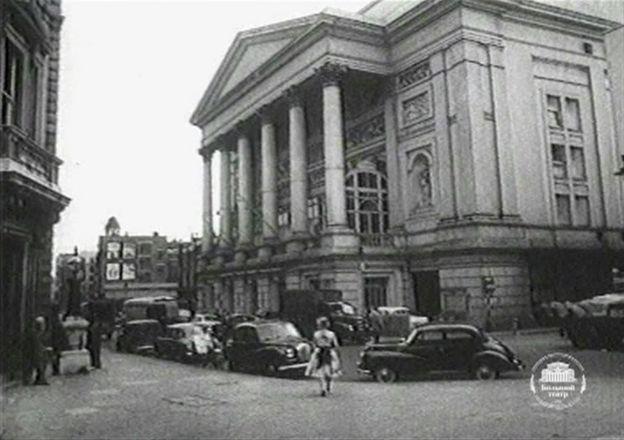 Оперный театр Ковент-гарден