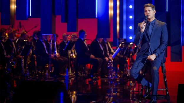 Buble at the BBC