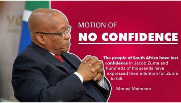 @Our_DA tweets: Zuma Can Fall in January 2016 - @MmusiMaimane #ZumaMustStillFall