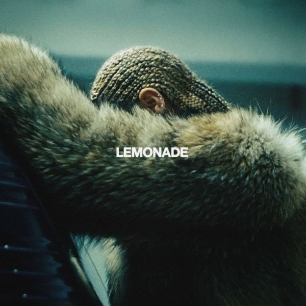 The cover for Beyonce's album, Lemonade