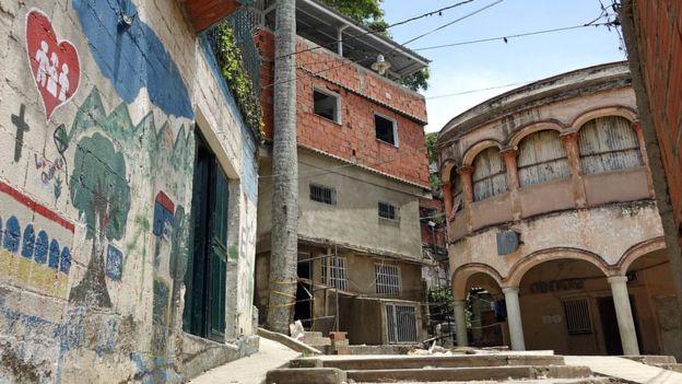 Catuche, barrio de Caracas