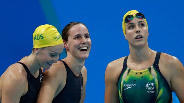 Equipo australiano femenil