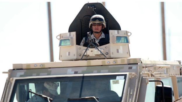 Exército mexicano também é acusado de crimes sexuais