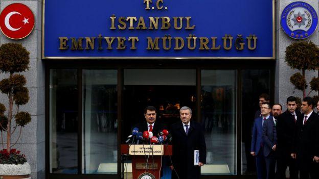 """تركيا: المشتبه به في تفجير اسطنبول """"تدرب في أفغانستان"""""""