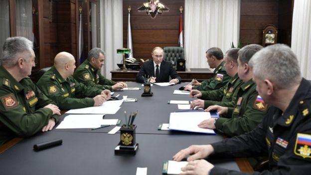 Putin anasema Urusi ni imara kuliko hasimu wake yeyote