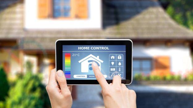 aplicaciones inteligentes para el hogar