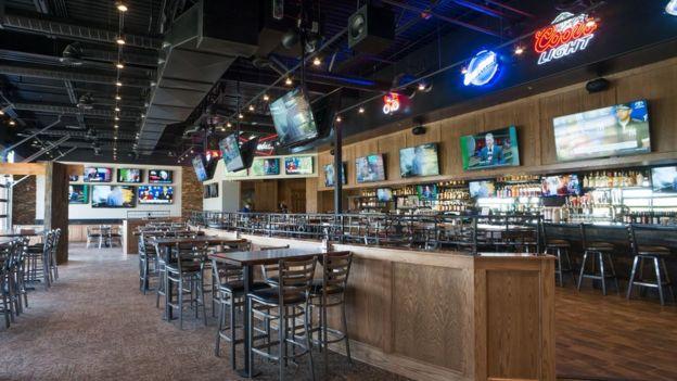 Austins Bar & Grill en Olathe