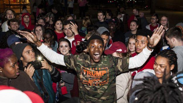 сторонники трампа