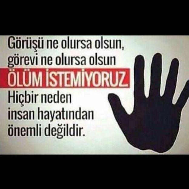 Velat Demiroğlu'nun Facebook'taki profil fotoğrafı