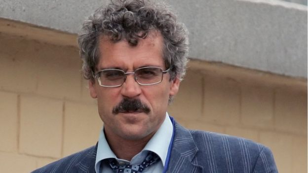 Grigory Rodchenkov, 2007 file photo