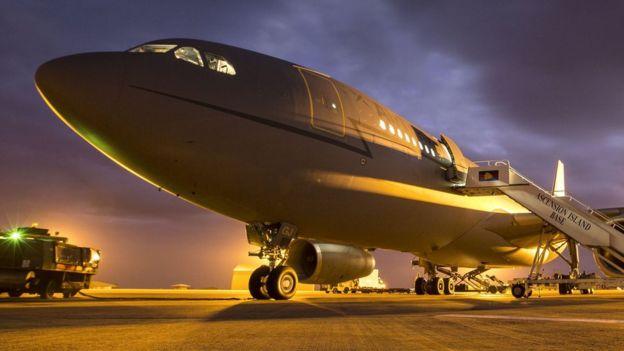 Пилота британских ВВС уволили после инцидента над Черным морем
