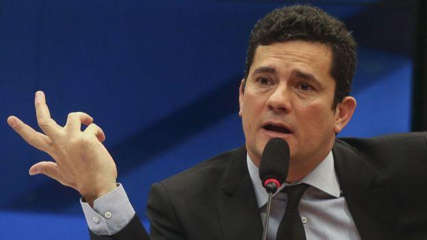 Juiz Sérgio Moro virou símbolo da Operação Lava Jato