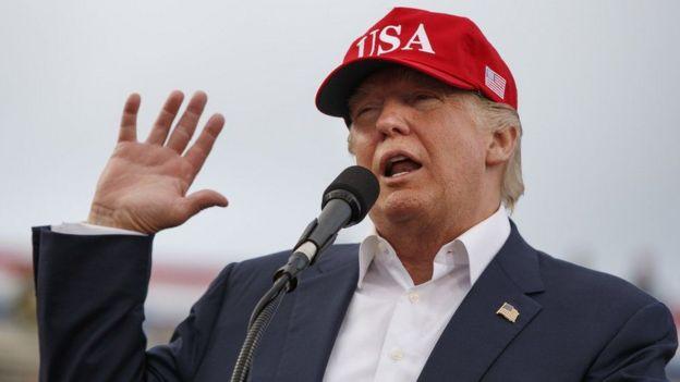 Tỷ phú Trump