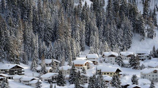 داووس، سوئیس