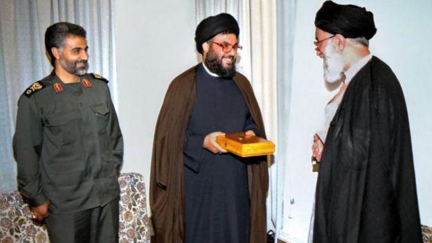 خامنهای، نصرالله، سلیمانی