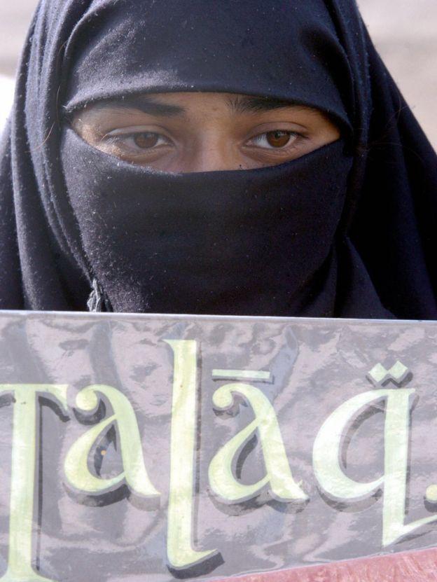 India divorce protest