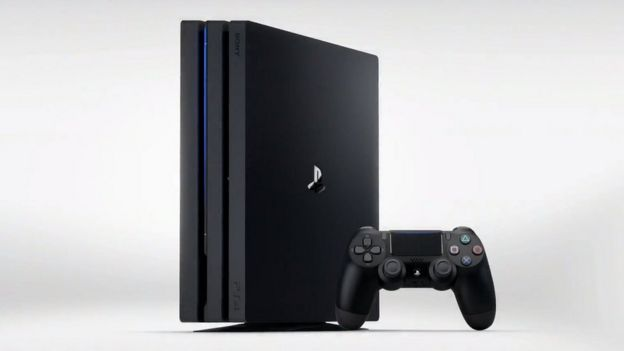 Sony reveals PS4 Pro with 4K graphics ilicomm Technology Solutions