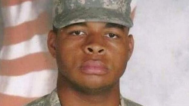 Micah Johnson, handout pic