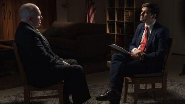 برنان و مصاحبه با بی بی سی