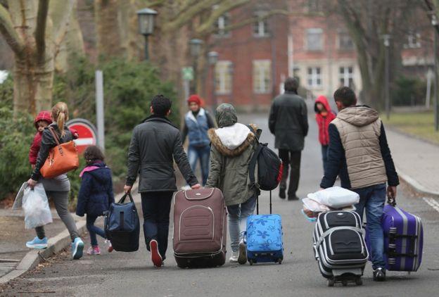 Central Registration Office for Asylum Seekers, Berlin