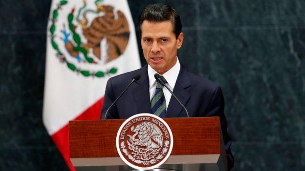 Peña Nieto en rueda de prensa