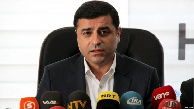 HDP leader Selahattin Demirtas (9 Sept)