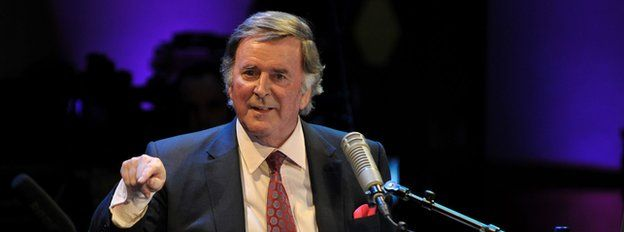 Sir Terry Wogan on Weekend Wogan