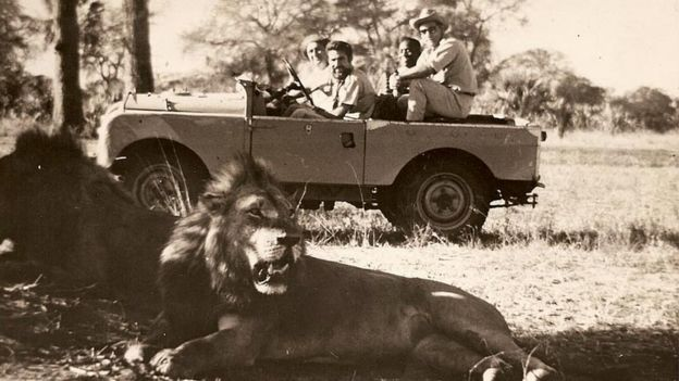 In the 1960s, Gorongosa was advertised as a showpiece for former Portuguese East Africa